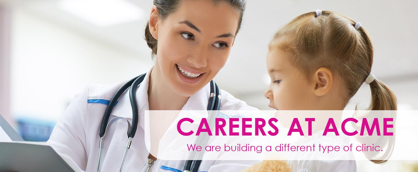 Careers | ACME Therapies